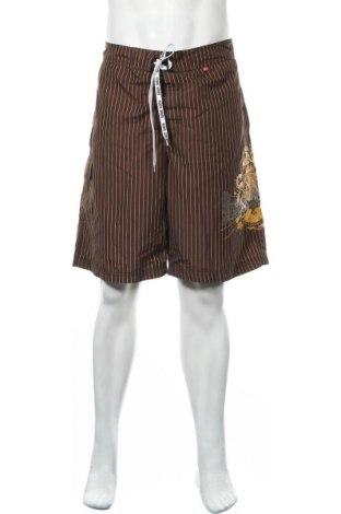 Мъжки къс панталон Rodeo, Размер L, Цвят Кафяв, 100% полиестер, Цена 4,73лв.