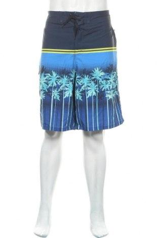 Мъжки къс панталон Route 66, Размер XL, Цвят Син, 96% полиестер, 4% еластан, Цена 8,93лв.