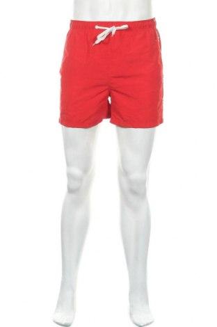 Мъжки къс панталон S.Oliver, Размер S, Цвят Червен, Полиестер, Цена 20,16лв.