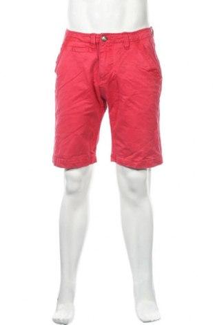 Мъжки къс панталон Storm, Размер M, Цвят Червен, Памук, Цена 15,96лв.