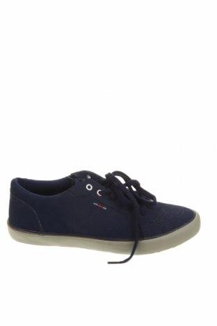 Ανδρικά παπούτσια, Μέγεθος 40, Χρώμα Μπλέ, Κλωστοϋφαντουργικά προϊόντα, Τιμή 24,94€