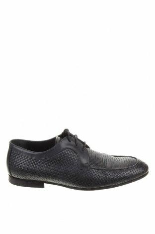 Pánské boty Baldinini, Velikost 41, Barva Modrá, Pravá kůže, Cena  1284,00Kč