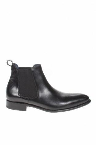 Мъжки обувки Brett & Sons, Размер 45, Цвят Черен, Естествена кожа, Цена 269,00лв.
