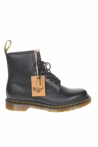 Мъжки обувки Dr. Martens, Размер 44, Цвят Черен, Естествена кожа, Цена 339,00лв.