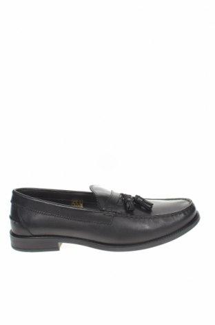 Мъжки обувки Office, Размер 46, Цвят Черен, Естествена кожа, Цена 53,55лв.
