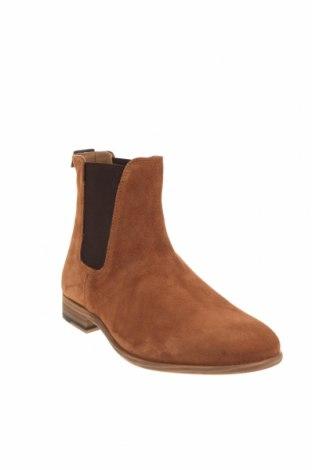 Мъжки обувки Topman, Размер 42, Цвят Кафяв, Естествена кожа, Цена 159,00лв.