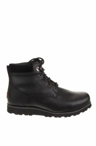 Мъжки обувки UGG Australia, Размер 48, Цвят Черен, Естествен косъм, естествен велур, Цена 339,00лв.