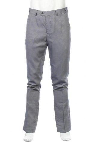 Ανδρικό παντελόνι, Μέγεθος M, Χρώμα Μπλέ, 84% πολυεστέρας, 16% βισκόζη, Τιμή 14,89€