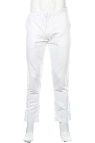 Мъжки панталон Angelo Litrico, Размер M, Цвят Бял, Цена 8,32лв.