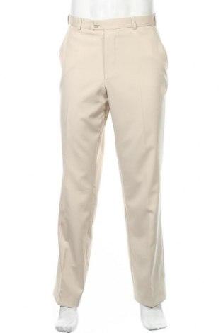Мъжки панталон Angelo Litrico, Размер L, Цвят Бежов, 96% полиестер, 4% еластан, Цена 7,64лв.