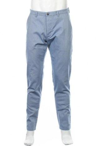 Pantaloni de bărbați Bendorff, Mărime M, Culoare Albastru, 98% bumbac, 2% elastan, Preț 64,69 Lei