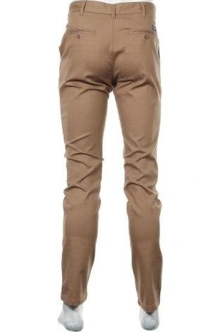 Pantaloni de bărbați Bendorff, Mărime M, Culoare Maro, 97% bumbac, 3% elastan, Preț 81,38 Lei