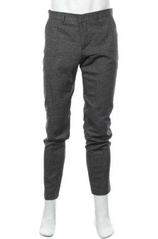 Мъжки панталон Lft, Размер M, Цвят Черен, 65% полиестер, 32% вискоза, 3% еластан, Цена 34,50лв.