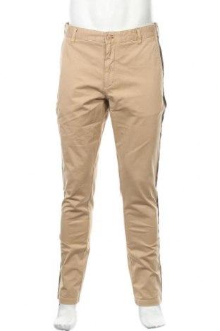 Мъжки панталон Lois, Размер M, Цвят Бежов, 98% памук, 2% еластан, Цена 36,14лв.