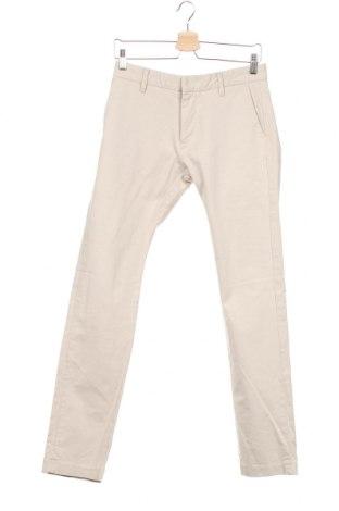 Мъжки панталон WE, Размер M, Цвят Бежов, 97% памук, 3% еластан, Цена 8,23лв.