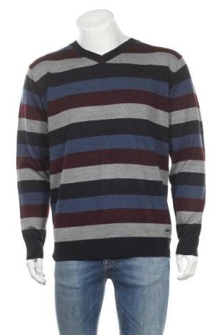 Мъжки пуловер Pierre Cardin, Размер L, Цвят Многоцветен, Акрил, Цена 99,00лв.