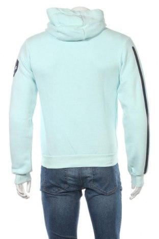 Мъжки суичър Canadian Peak, Размер M, Цвят Зелен, 65% памук, 35% полиестер, Цена 66,23лв.
