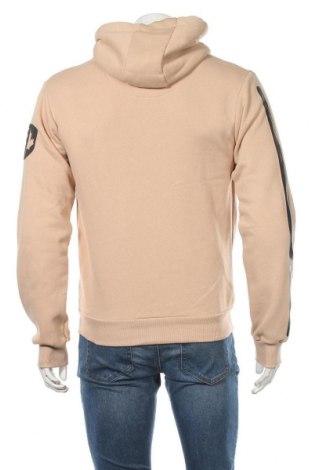 Мъжки суичър Canadian Peak, Размер L, Цвят Бежов, 65% памук, 35% полиестер, Цена 48,06лв.