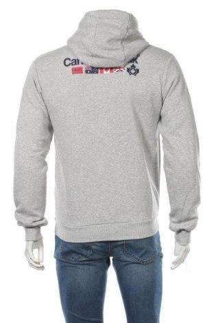 Мъжки суичър Canadian Peak, Размер L, Цвят Сив, 65% памук, 35% полиестер, Цена 66,75лв.