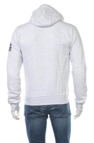 Мъжки суичър Canadian Peak, Размер M, Цвят Сив, 65% памук, 35% полиестер, Цена 52,07лв.