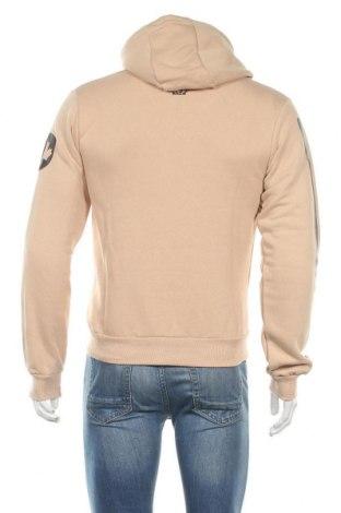 Мъжки суичър Canadian Peak, Размер M, Цвят Бежов, 65% памук, 35% полиестер, Цена 48,06лв.
