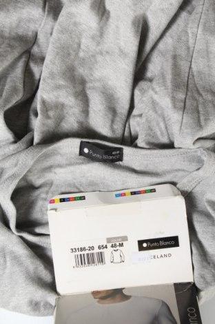 Мъжко бельо Punto Blanco, Размер M, Цвят Сив, Памук, Цена 29,25лв.
