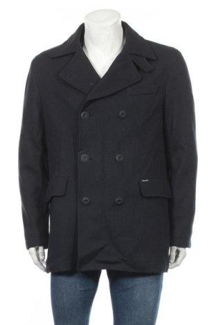 Pánský kabát  Faconnable, Velikost L, Barva Modrá, Bavlna, Cena  6362,00Kč