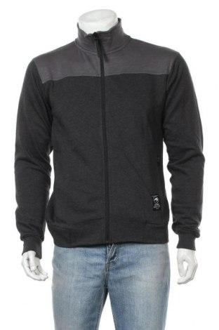 Мъжко спортно горнище Astore, Размер M, Цвят Сив, 100% памук, Цена 43,47лв.