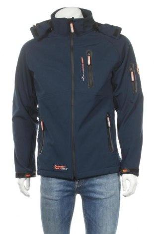 Pánská sportovní bunda  Canadian Peak, Velikost L, Barva Černá, 97% polyester, 3% elastan, Cena  1689,00Kč