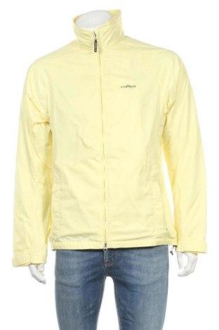 Ανδρικό αθλητικό μπουφάν Chervo, Μέγεθος L, Χρώμα Κίτρινο, 85% πολυεστέρας, 15% πολυαμίδη, Τιμή 79,79€