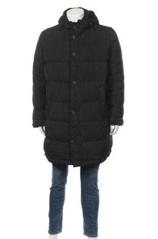 Мъжко яке Pierre Cardin, Размер XL, Цвят Син, Полиестер, пух и пера, Цена 389,00лв.