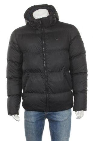 Ανδρικό μπουφάν Tommy Hilfiger, Μέγεθος L, Χρώμα Μαύρο, Πολυεστέρας, φτερά και πούπουλα, Τιμή 190,21€
