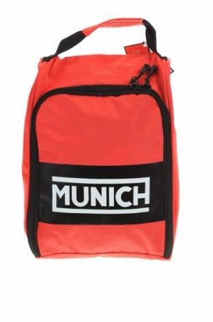 Несесер Munich, Цвят Червен, Текстил, Цена 20,67лв.