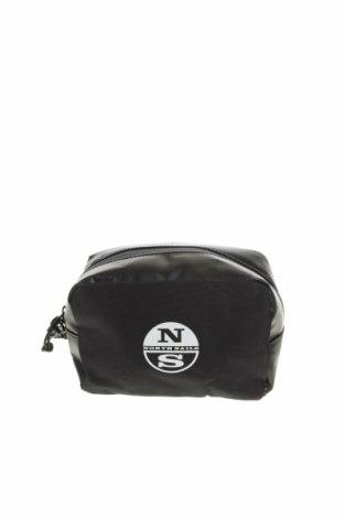 Несесер North Sails, Цвят Черен, Текстил, полиуретан, Цена 44,25лв.