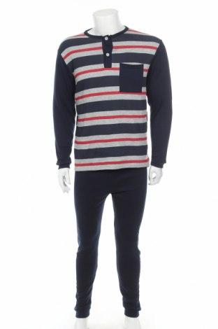 Πιτζάμες, Μέγεθος M, Χρώμα Μπλέ, Βαμβάκι, Τιμή 19,92€