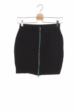 Пола Adidas Neo, Размер XS, Цвят Черен, 95% памук, 5% еластан, Цена 19,50лв.