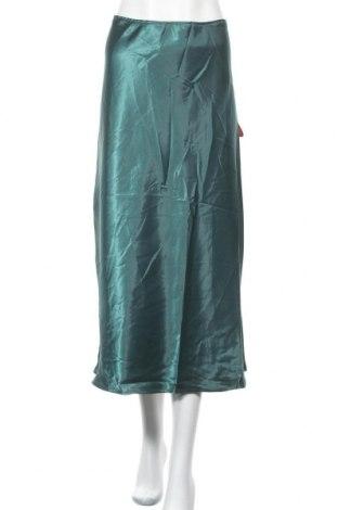 Пола Ax Paris, Размер XXL, Цвят Зелен, 98% полиестер, 2% еластан, Цена 27,56лв.