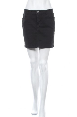Пола Lh By La  Halle, Размер M, Цвят Черен, 63% памук, 35% полиестер, 2% еластан, Цена 18,11лв.