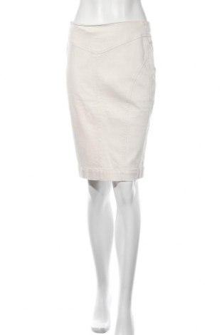 Пола Madeleine, Размер S, Цвят Екрю, 98% памук, 2% еластан, Цена 17,64лв.