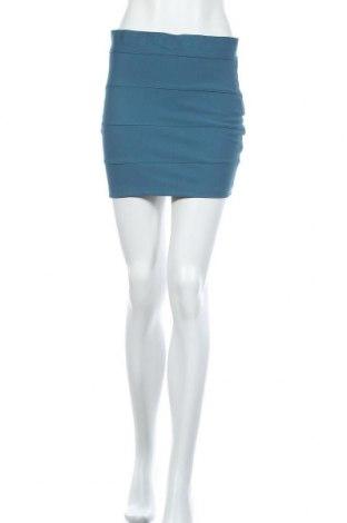 Φούστα Madonna, Μέγεθος M, Χρώμα Μπλέ, 97% πολυεστέρας, 3% ελαστάνη, Τιμή 6,14€