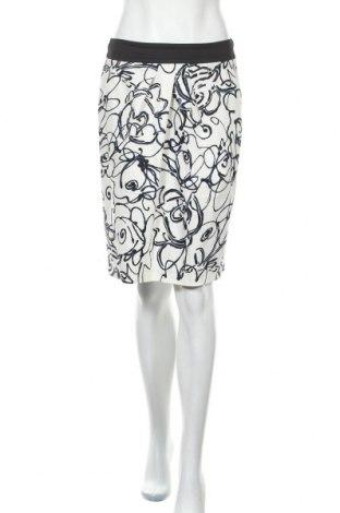 Φούστα Max Mara Studio, Μέγεθος M, Χρώμα Λευκό, 56% βαμβάκι, 40% πολυαμίδη, 4% ελαστάνη, Τιμή 42,68€