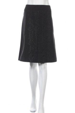 Φούστα Noa Noa, Μέγεθος L, Χρώμα Μαύρο, 65% βαμβάκι, 35% μετάξι, Τιμή 33,03€
