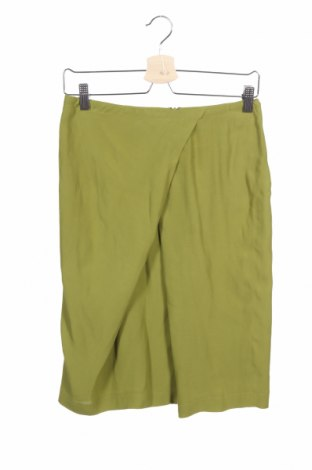 Пола Rene Lezard, Размер XS, Цвят Зелен, Вискоза, Цена 28,00лв.
