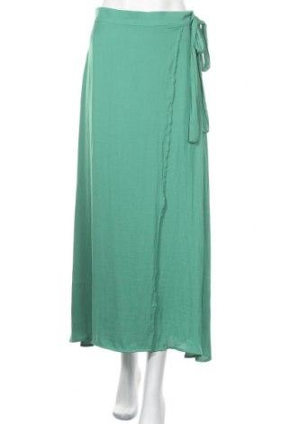 Пола Soaked In Luxury, Размер S, Цвят Зелен, Полиестер, Цена 47,17лв.