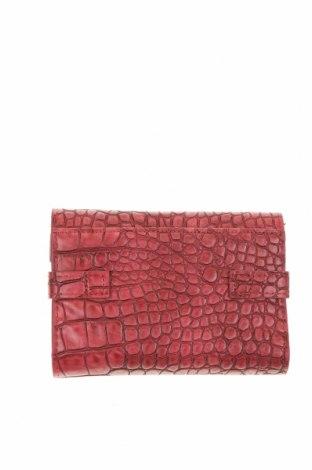 Портмоне Verde, Цвят Червен, Еко кожа, Цена 23,52лв.