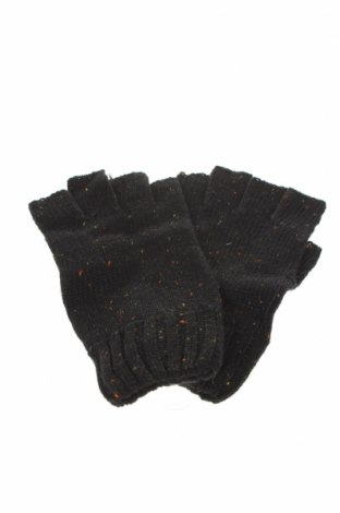 Ръкавици Lefties, Цвят Черен, Акрил, Цена 6,60лв.