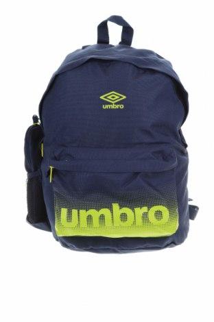 Σακίδιο πλάτης Umbro, Χρώμα Μπλέ, Κλωστοϋφαντουργικά προϊόντα, Τιμή 16,24€