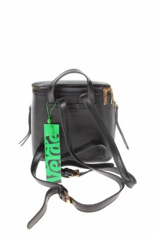 Раница Verde, Цвят Черен, Еко кожа, Цена 54,00лв.