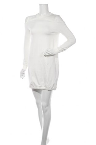 Рокля Blanco, Размер M, Цвят Бял, 66% памук, 27% вискоза, 7% еластан, Цена 26,22лв.