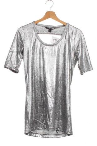 Рокля Blanco, Размер M, Цвят Сребрист, 95% полиестер, 5% еластан, Цена 22,42лв.